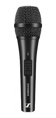 Microfone Sennheiser XS-1 Dinâmico Cardióide Com Fio