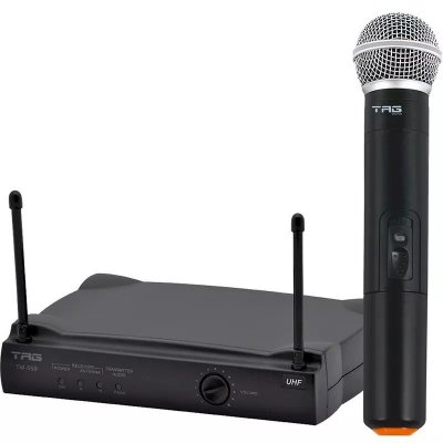 Microfone Tag Sound TM-559 Sem Fio