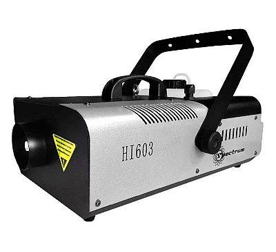 Máquina de Fumaça Spectrum Hi603 1500W