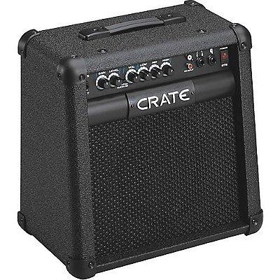 Amplificador Guitarra Crate GT-15 15W 110V