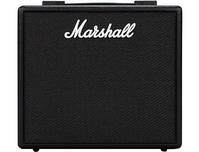 Amplificador Guitarra Marshall Code 25 25W 110V