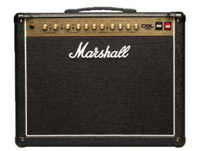 Amplificador Guitarra Marshall DSL-40 CR-B 40W 110V