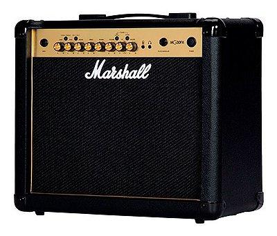 Amplificador Guitarra Marshall MG-30 GFX 30W 127V