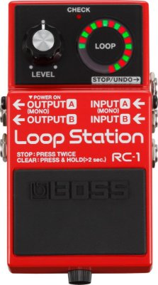 Pedal Guitarra Boss RC-1 Loop Station