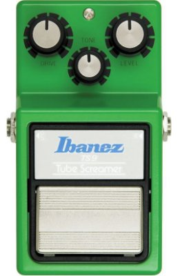 Pedal Guitarra Ibanez TS-9 Tube Screamer