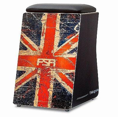 Cajon Eletroacústico FSA Design UK FC-6622