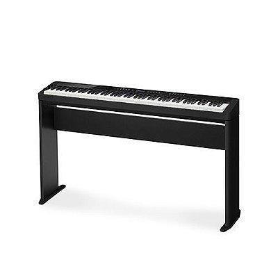 Piano Digital Casio Privia PX-S3000 Preto + Estante Casio CS-68 PBK