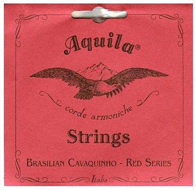 Encordoamento Cavaquinho Aquila Red Series 15CH