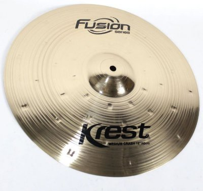 Prato Krest Fusion  Medium Crash 16""