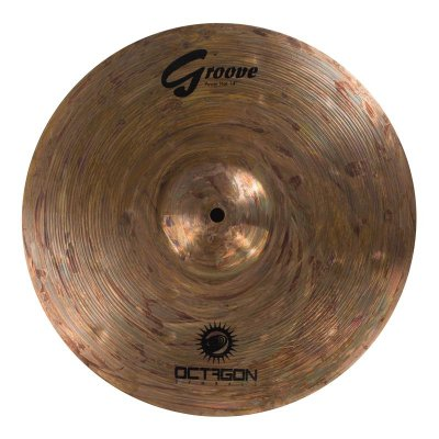 Prato Octagon Groove Chimbal 14""