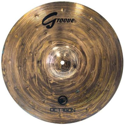 Prato Octagon Groove Power Crash 16""