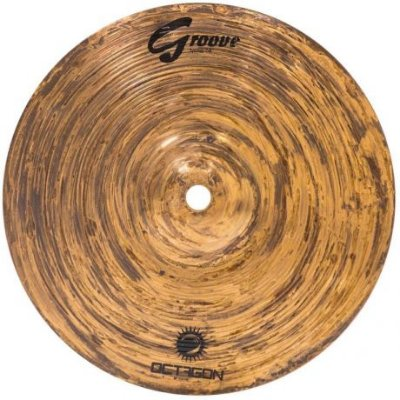 Prato Octagon Groove Splash 10""