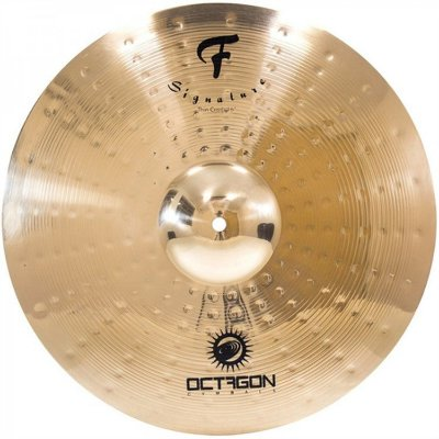 Prato Octagon F Signature Medium Crash 16""