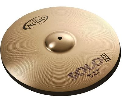 "Prato Orion Solo Pro 10 Chimbal 14"" SP14HH"
