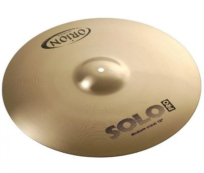 "Prato Orion Solo Pro 10 Medium Crash 16"" SP16MC"