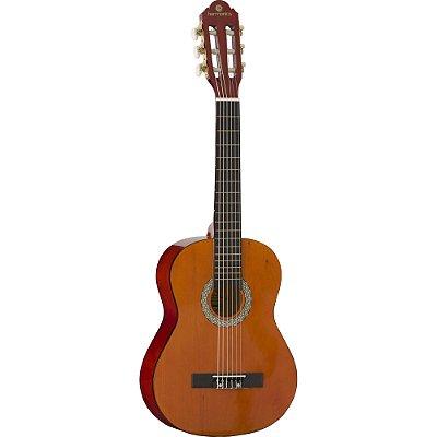 Violão Acústico Infantil Harmonics GK-10 Natural