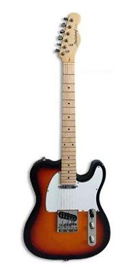 Guitarra Strinberg TC-120S Telecaster Sunburst