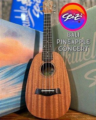 Ukulele Acústico Bali Concert Pineapple Okoume