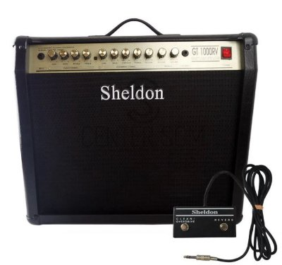 Amplificador Guitarra Sheldon GT-1000RV 100W