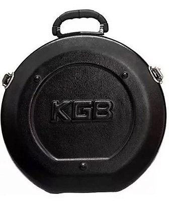 """Case Pandeiro KGB Formato 12"""""""