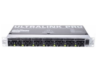 Processador de Efeitos Behringer Ultralink MX-882