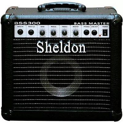 Amplificador Baixo Sheldon BSS-300 30W