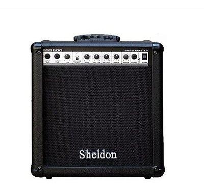 Amplificador Baixo Sheldon BSS-500 50W