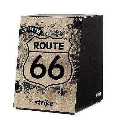 Cajon Eletroacústico FSA Strike Route 66 SK-5010
