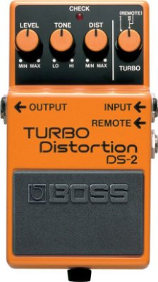 Pedal Boss Distortion DS-2