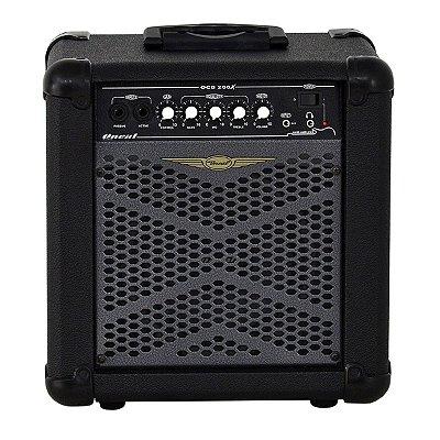 Amplificador Baixo Oneal OCB-206X 20W Bivolt Manual