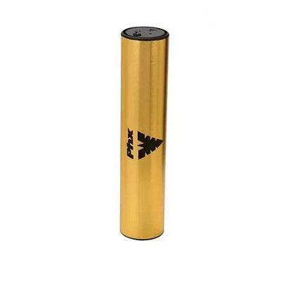 Ganzá Phoenix RS2-MD Alumínio Escovado Gold 32cm