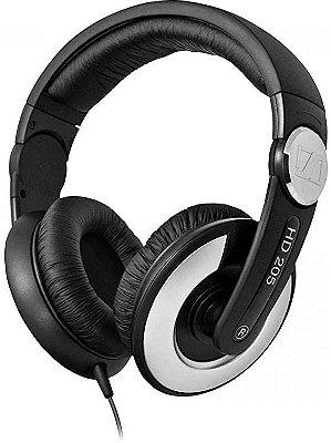 Fone de Ouvido Over-Ear Sennheiser HD-205 II