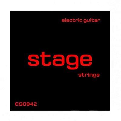 Encordoamento Guitarra Stage EG0942