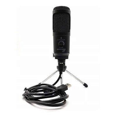 Kit Microfone Condensador Soundvoice Lite Soundcasting 1200