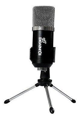 Kit Microfone Condensador Soundvoice Lite Soundcasting 800