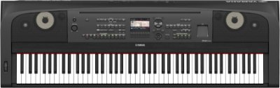 Piano Digital Yamaha DGX-670 - 88 teclas e Com Estante
