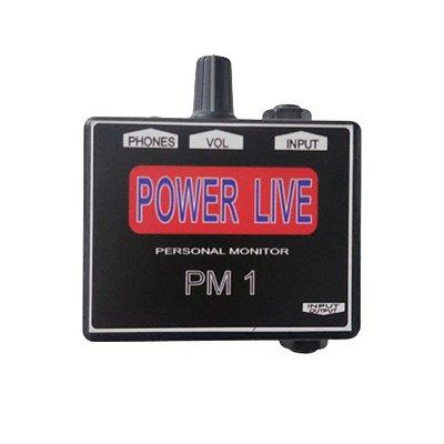 Amplificador de Fone New Live  Power Live PM1