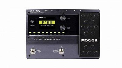 Pedaleira Multi-Efeitos para Guitarra Mooer GE150