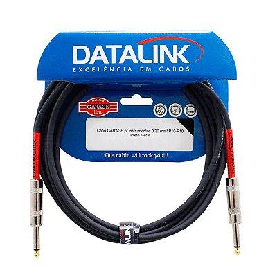 Cabo Datalink Garage Instrumento 0,20mm²  P10-P10 5m