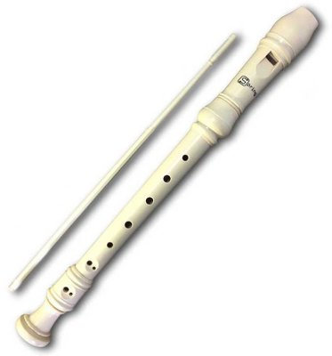 Flauta Doce Spring Germânica SGFLG
