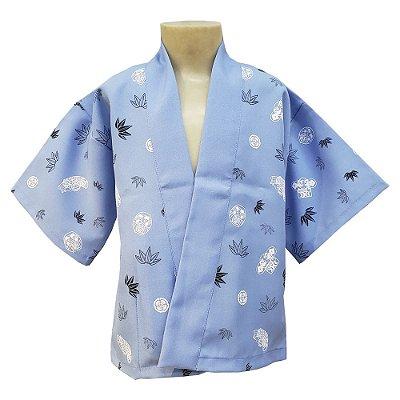 Happi Infantil Azul Bebe - Yunitto Lab