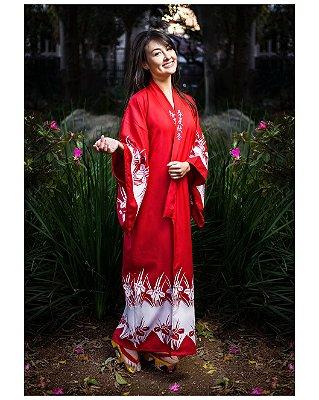 Kimono Lírio - Yunitto Lab