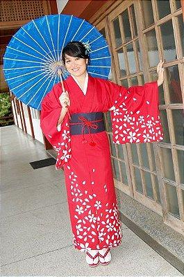 Kimono Sakura - Yunitto Lab