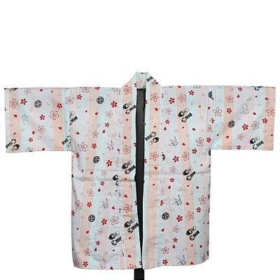 Happi Infantil Casal Sakura