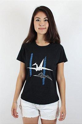 Camiseta Tsuru - Yunitto Lab