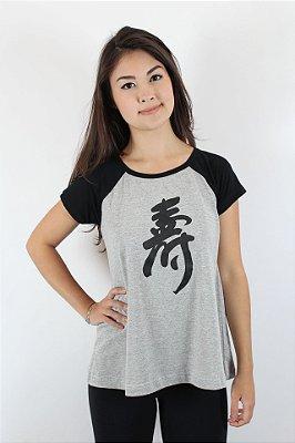 Camiseta Kotobuki Cinza - Yunitto Lab