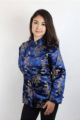 Blusa Forrada Chinesa