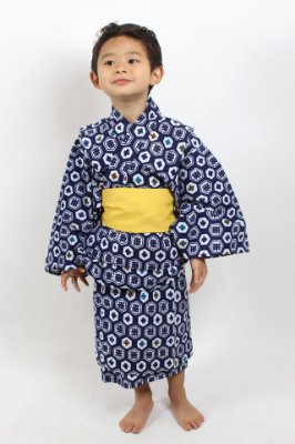 Kimono Infantil Masculino - Yunitto Lab