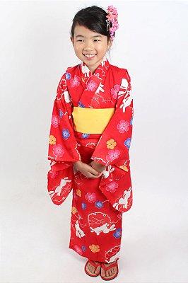 Kimono Usagi - Yunitto Lab