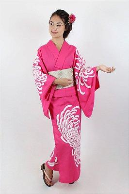 Kimono Pink - Yunitto Lab